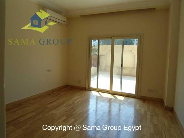 Apartment Ground Floor Duplex For Sale In Maadi,Semi furnished,Ground Floor - duplex NO #11