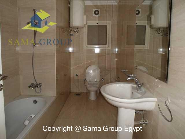 Apartment Ground Floor Duplex For Sale In Maadi,Semi furnished,Ground Floor - duplex NO #14