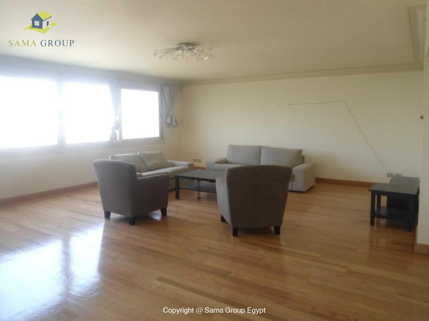 Apartment For Sale In Maadi ,Semi furnished,Apartment NO #21