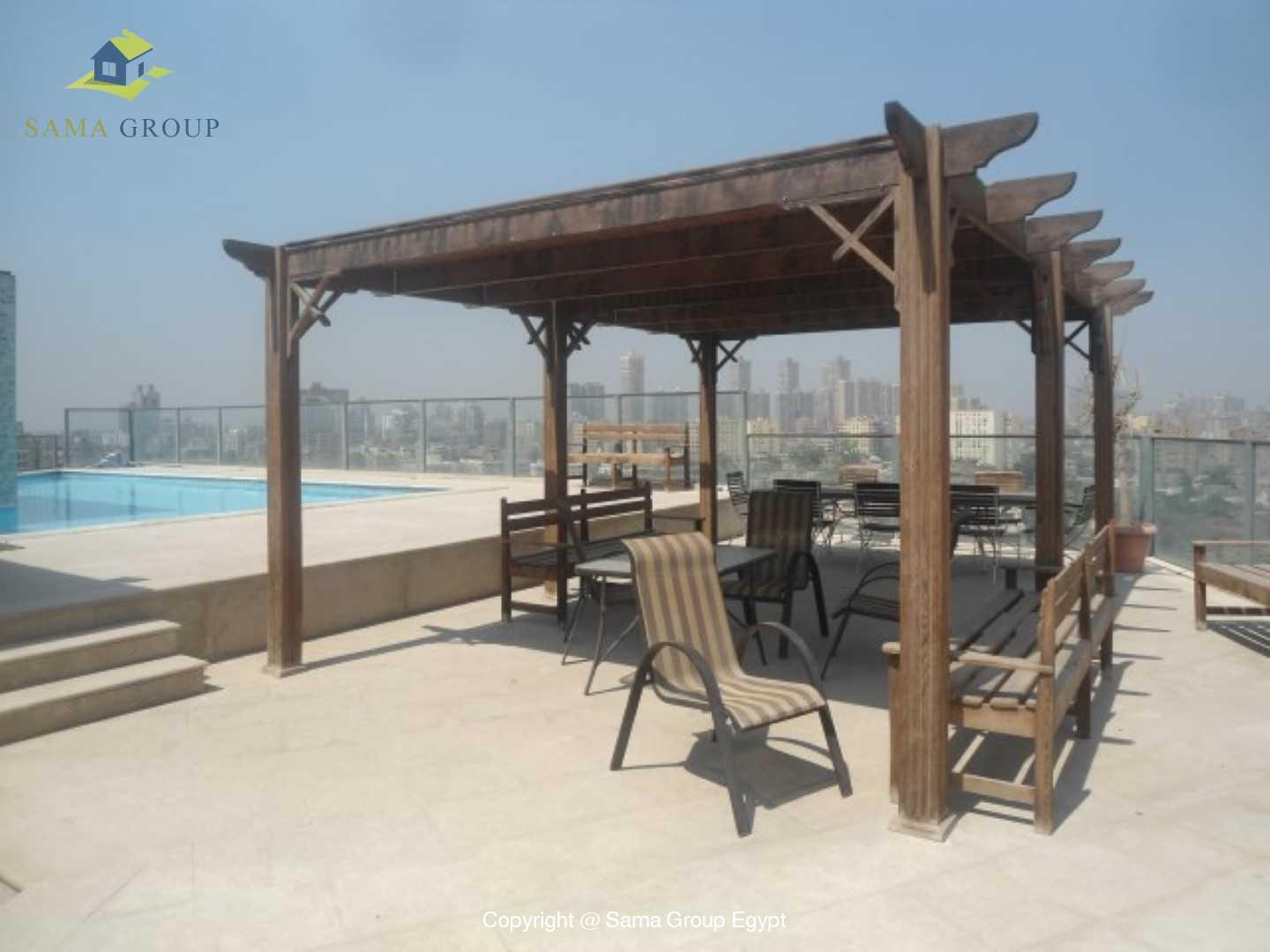 Apartment For Sale In Maadi ,Semi furnished,Apartment NO #27