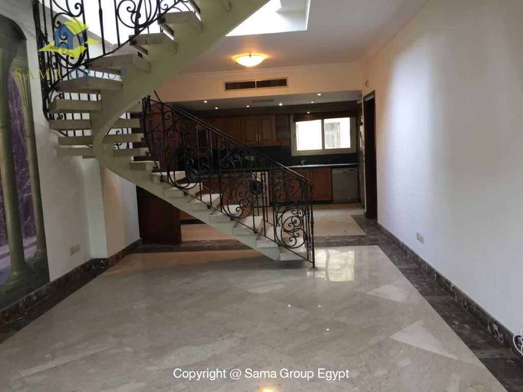 Penthouse with Swimming Pool For Sale In Maadi,Semi furnished,Penthouse NO #19