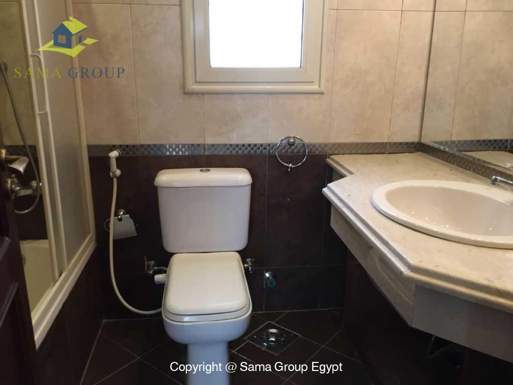 Penthouse with Swimming Pool For Sale In Maadi,Semi furnished,Penthouse NO #23