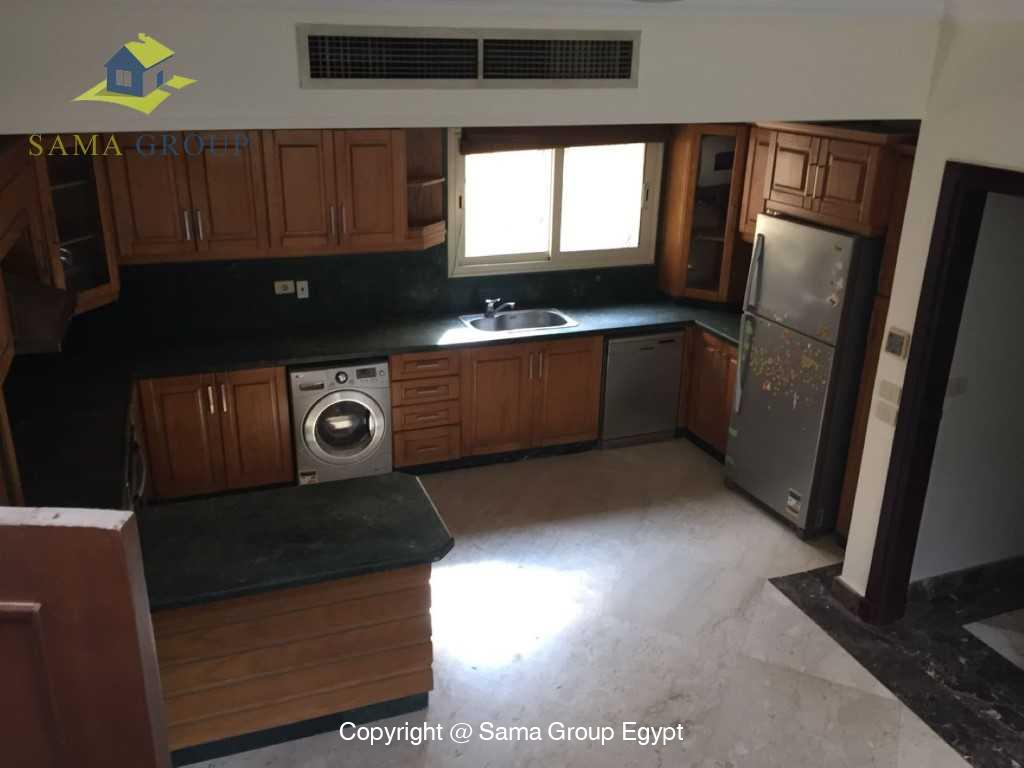 Penthouse with Swimming Pool For Sale In Maadi,Semi furnished,Penthouse NO #27
