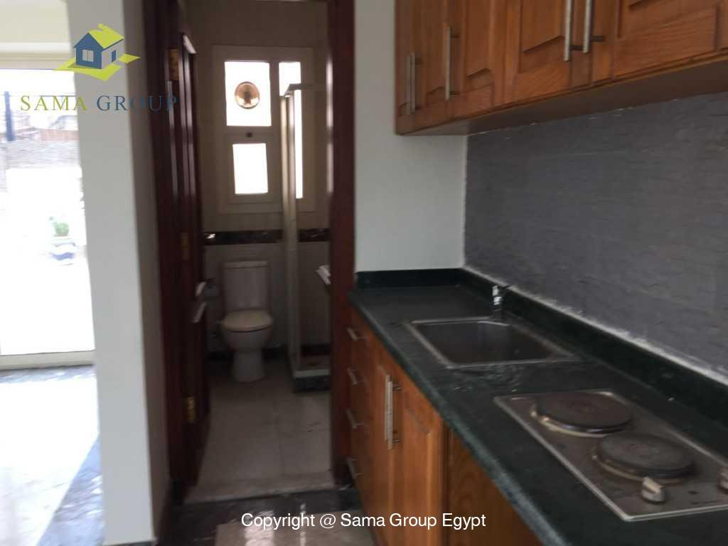 Penthouse with Swimming Pool For Sale In Maadi,Semi furnished,Penthouse NO #30