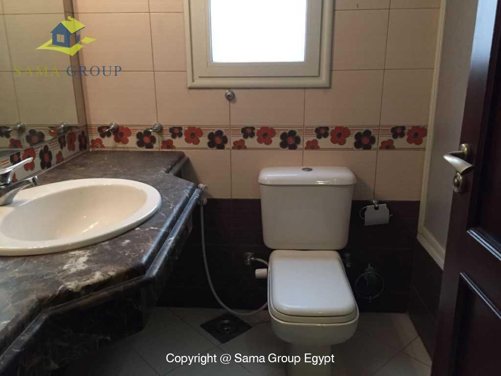 Penthouse with Swimming Pool For Sale In Maadi,Semi furnished,Penthouse NO #31