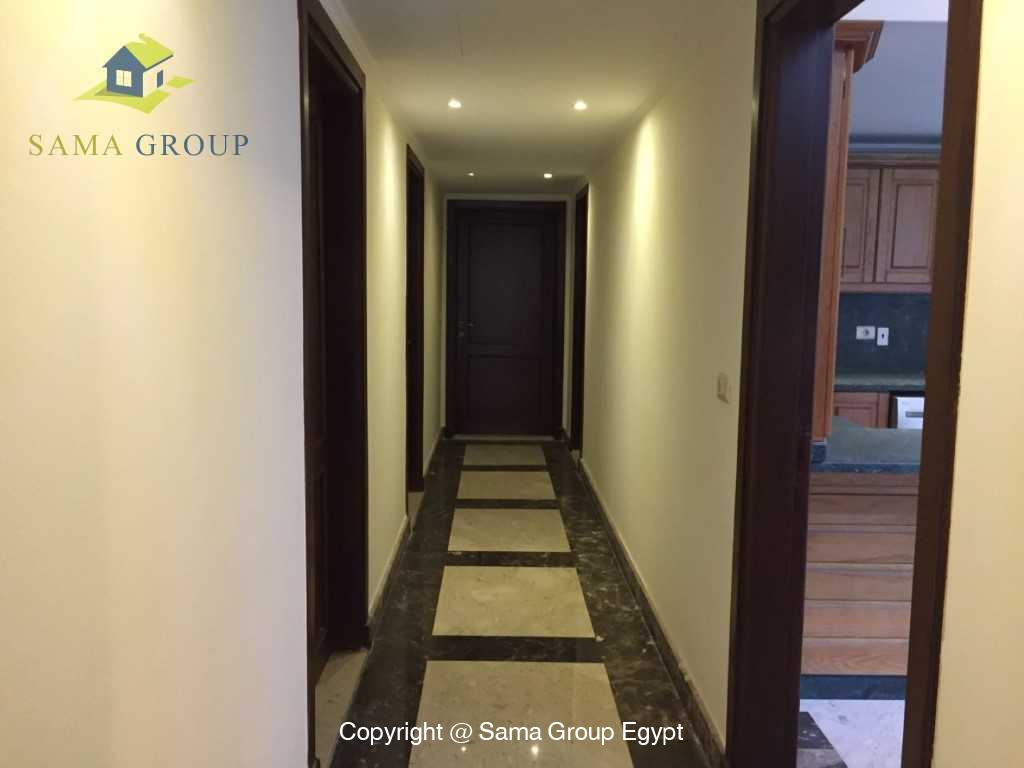 Penthouse with Swimming Pool For Sale In Maadi,Semi furnished,Penthouse NO #33
