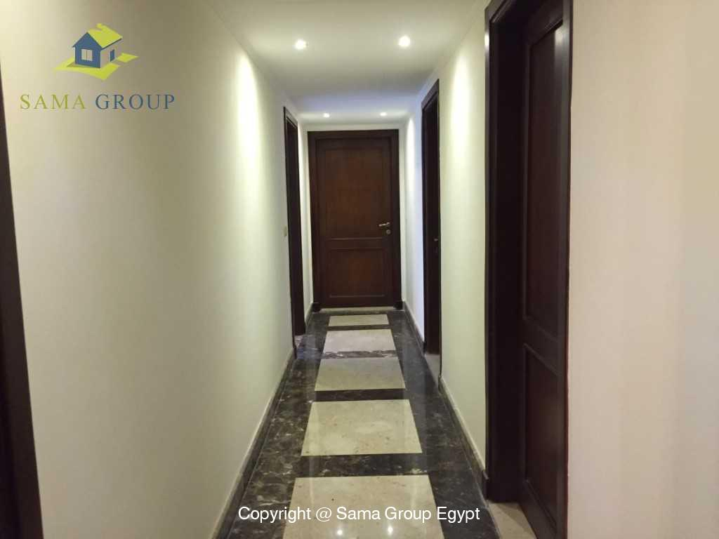 Penthouse with Swimming Pool For Sale In Maadi,Semi furnished,Penthouse NO #4