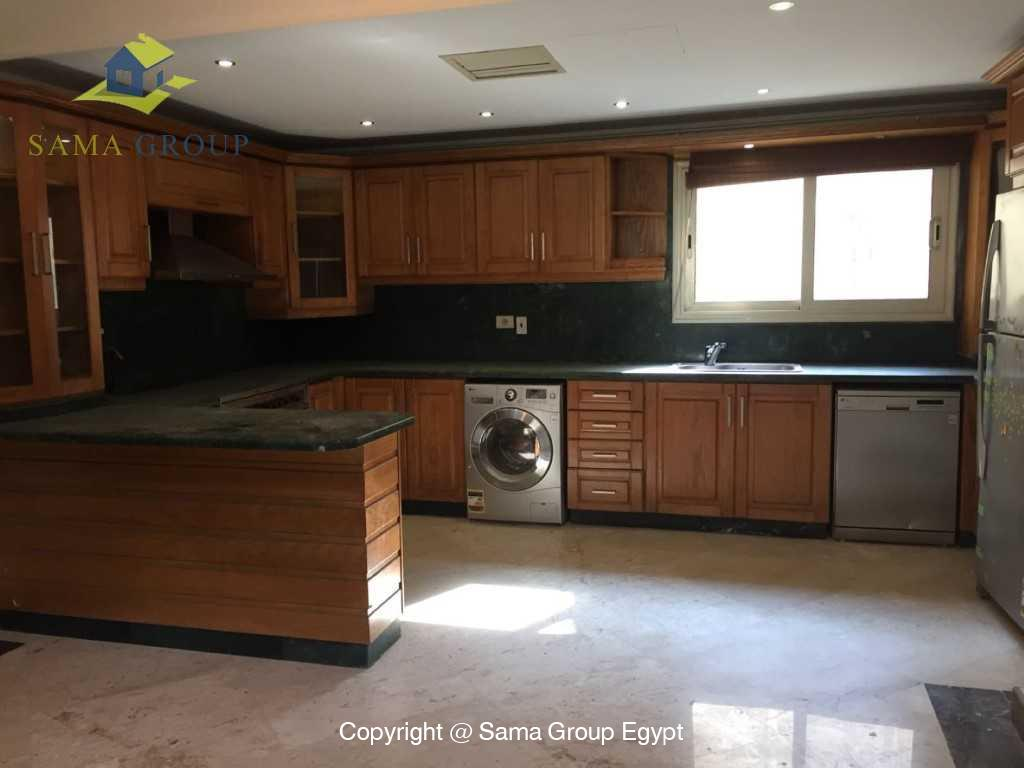 Penthouse with Swimming Pool For Sale In Maadi,Semi furnished,Penthouse NO #6