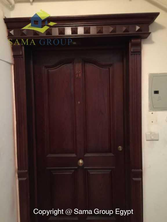 Penthouse with Swimming Pool For Sale In Maadi,Semi furnished,Penthouse NO #7