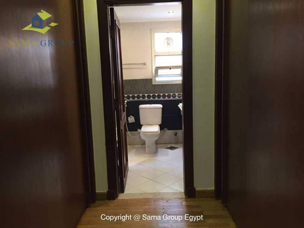 Penthouse with Swimming Pool For Sale In Maadi,Semi furnished,Penthouse NO #13