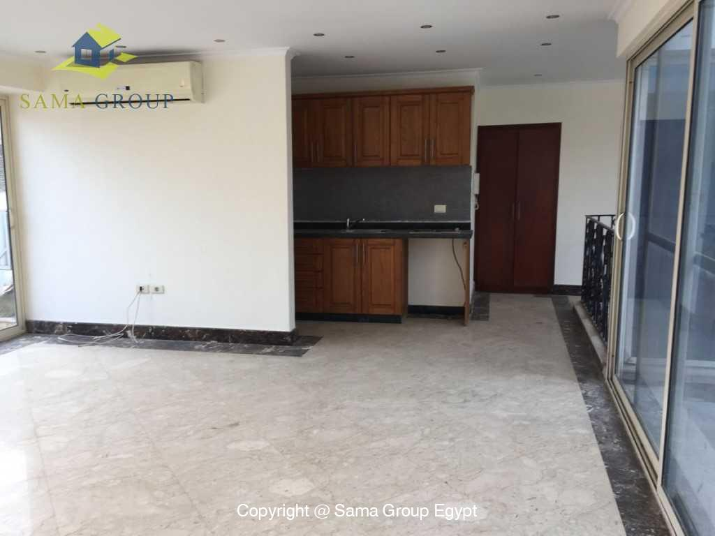 Penthouse with Swimming Pool For Sale In Maadi,Semi furnished,Penthouse NO #15