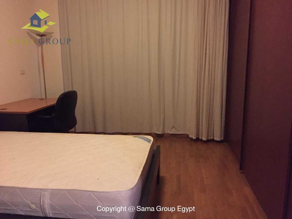 Ground Floor Duplex With Pool For Sale In Maadi,Semi furnished,Ground Floor - duplex NO #27
