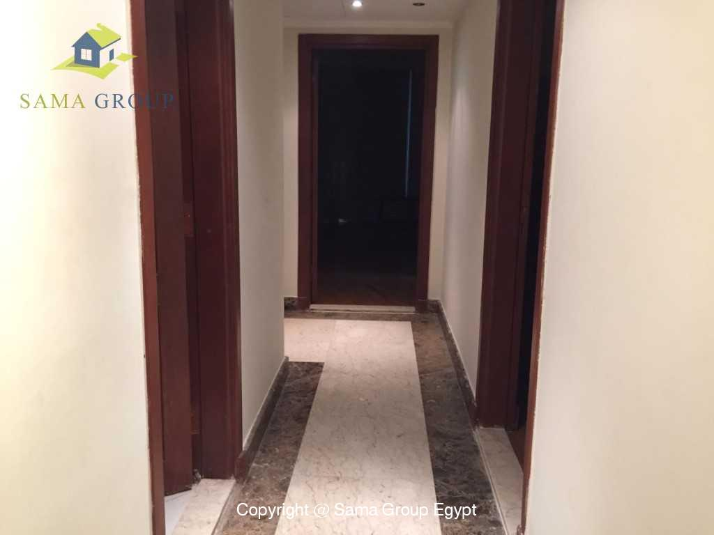 Ground Floor Duplex With Pool For Sale In Maadi,Semi furnished,Ground Floor - duplex NO #28