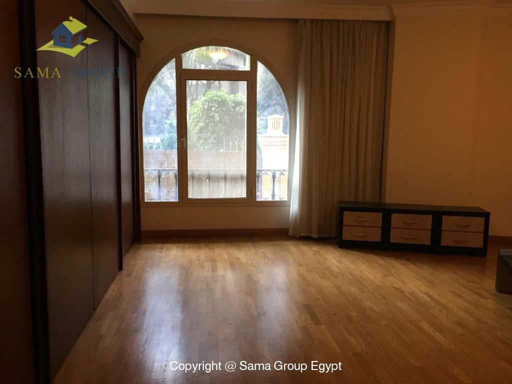 Ground Floor Duplex With Pool For Sale In Maadi,Semi furnished,Ground Floor - duplex NO #10