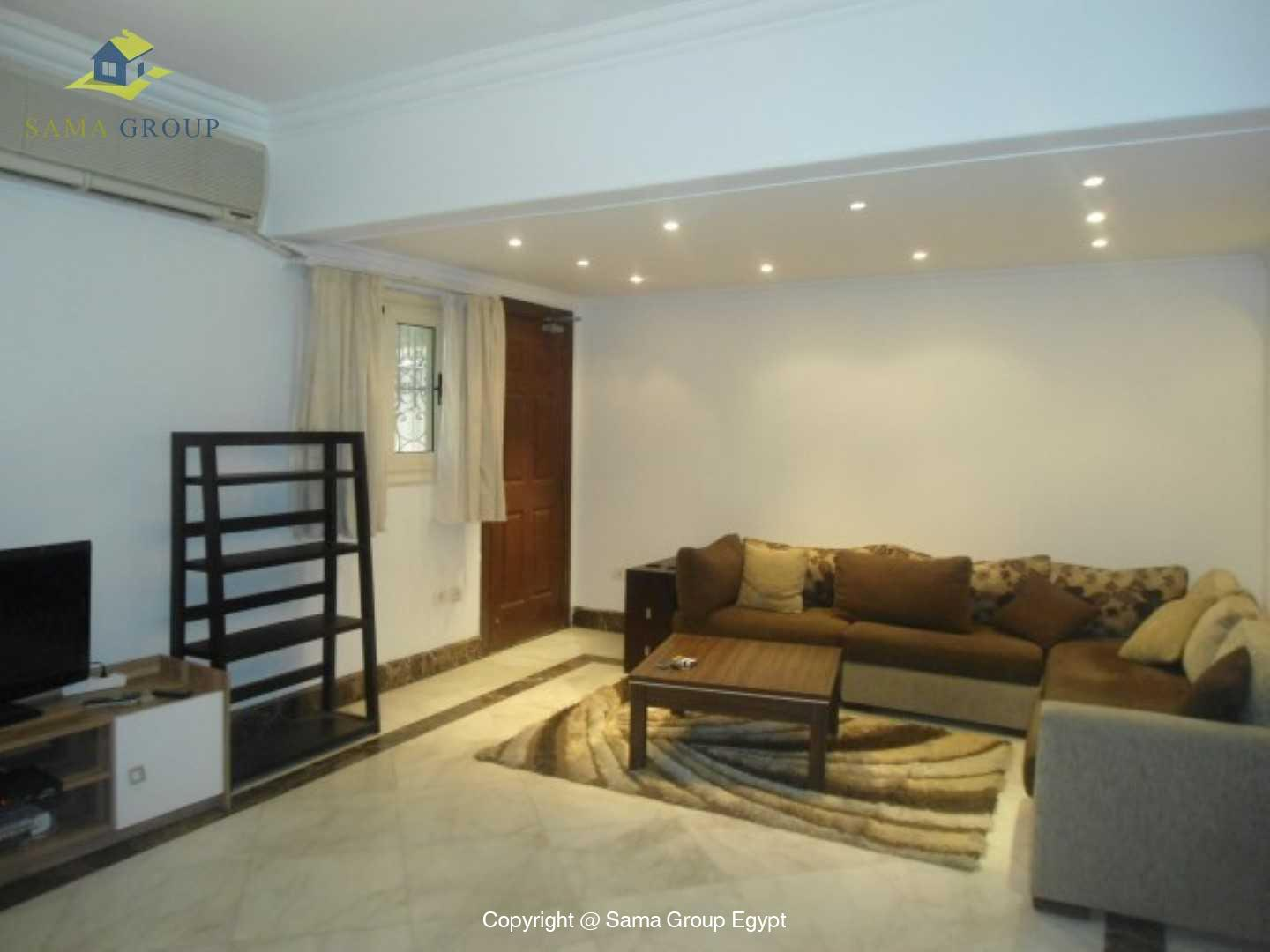 Ground Floor For Sale In Maadi,Modern Furnished,Ground Floor NO #3