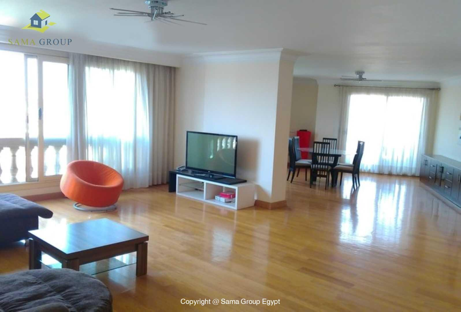 Apartment with Pool For Sale In Maadi Sarayat,Modern Furnished,Apartment NO #7