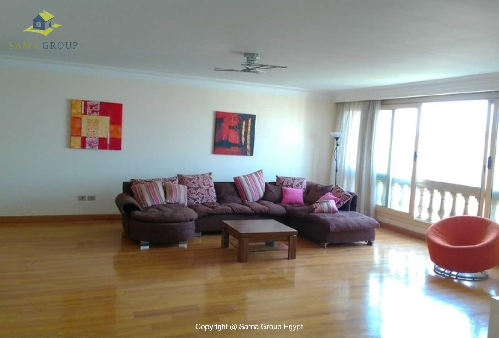 Apartment with Pool For Sale In Maadi Sarayat,Modern Furnished,Apartment NO #2