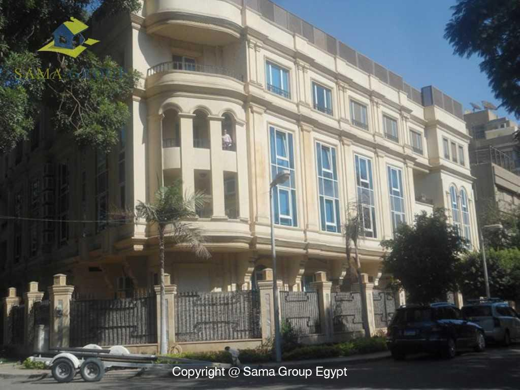 Penthouse with Swimming Pool For Sale In Maadi,Semi furnished,Penthouse NO #34