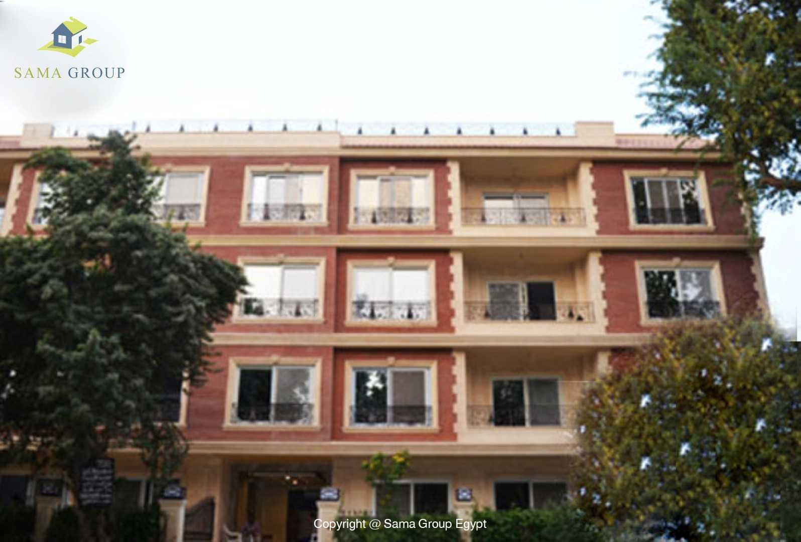 Apartment For Sale In Maadi Sarayat,Unfurnished,Apartment NO #1