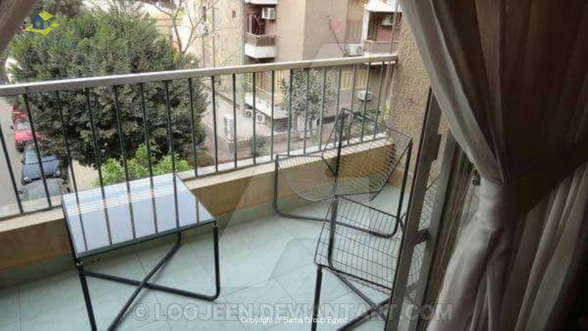 Apartment For Sale In Maadi Degla,Unfurnished,Apartment NO #3