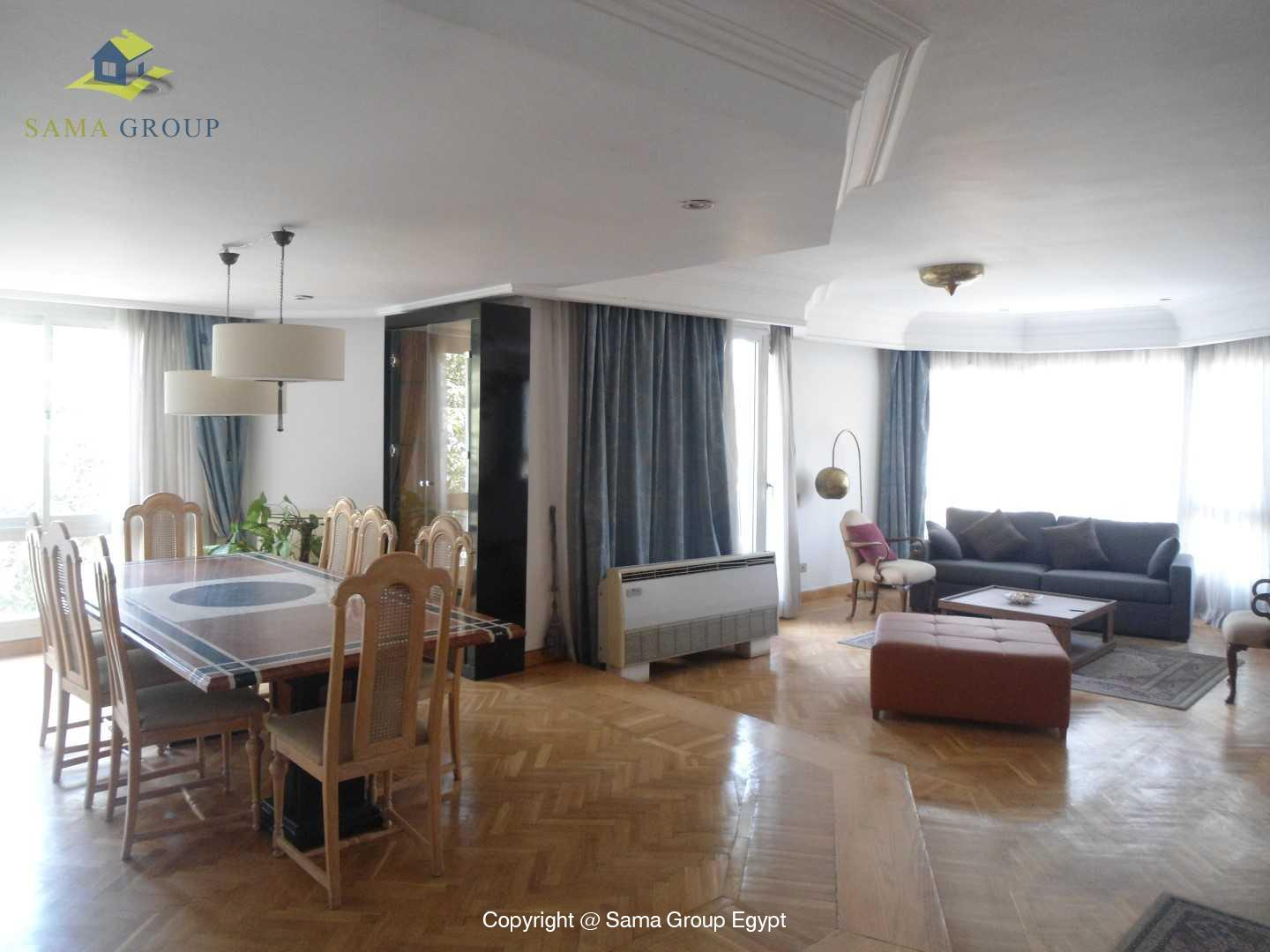 Apartment For Sale In Maadi Sarayat,Modern Furnished,Apartment NO #13
