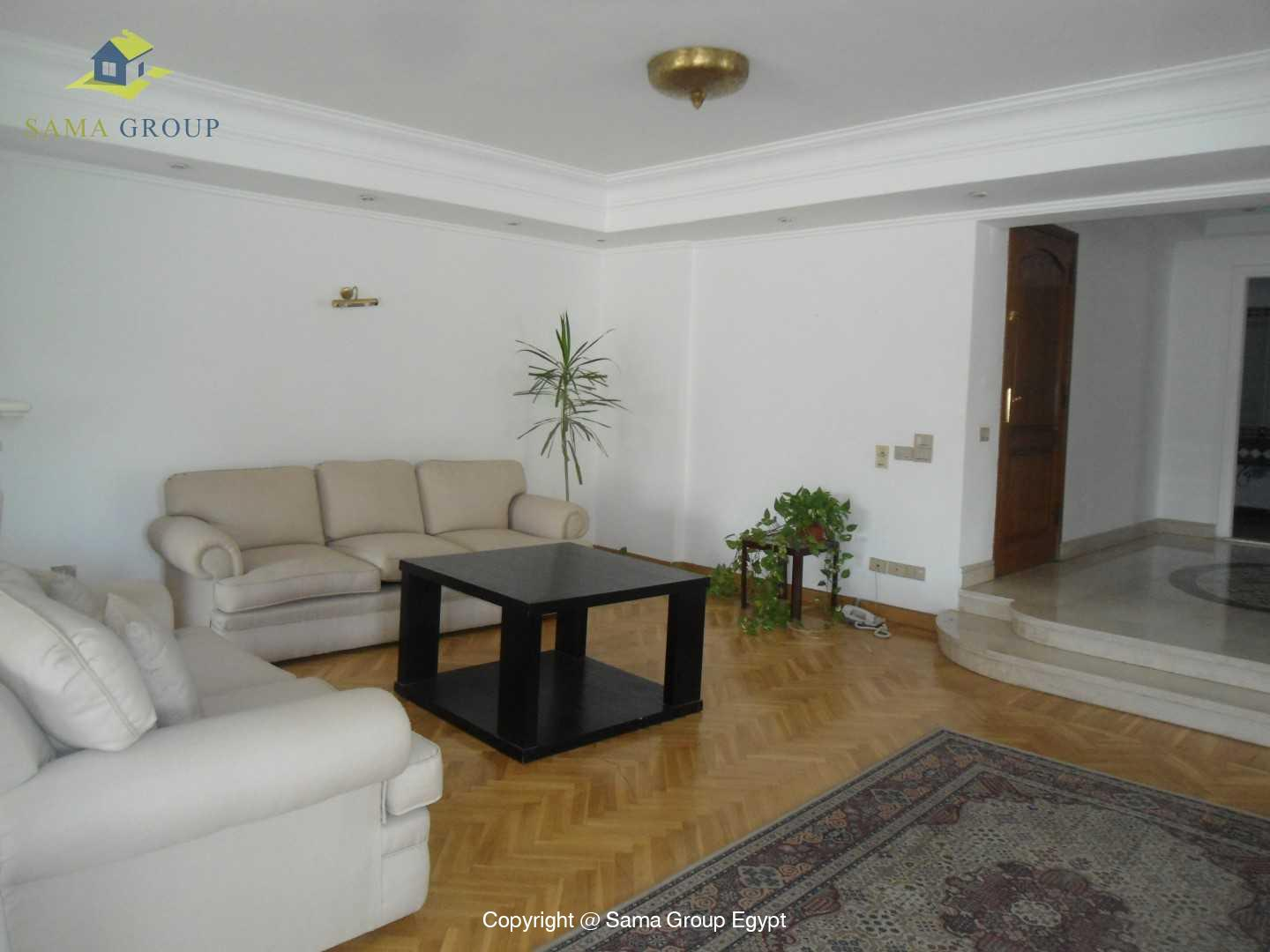 Apartment For Sale In Maadi Sarayat,Modern Furnished,Apartment NO #14