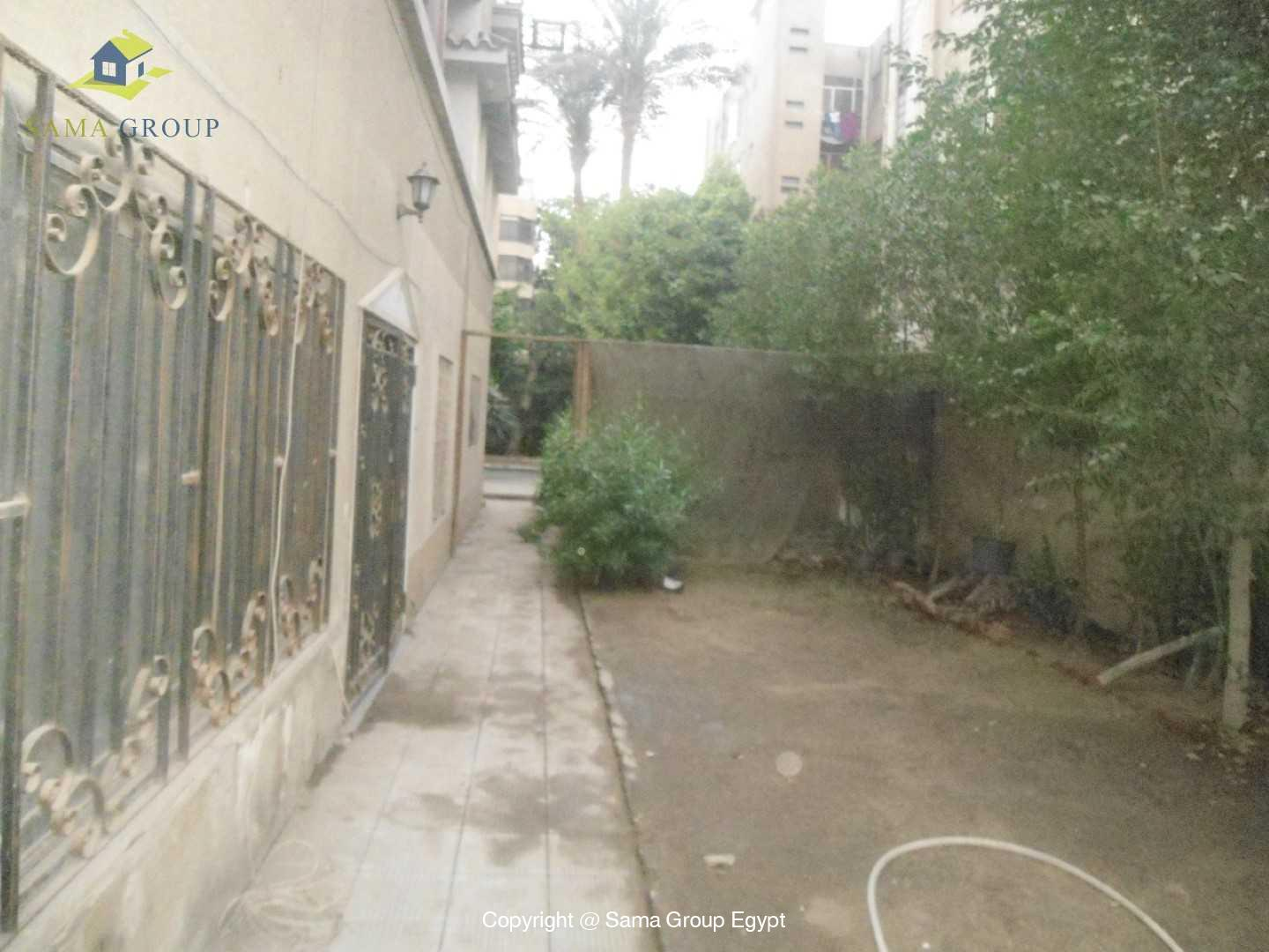 Villa Commercial For Rent In Maadi,Semi furnished,Villa NO #17