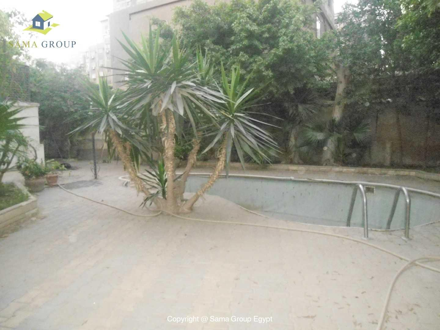 Villa Commercial For Rent In Maadi,Semi furnished,Villa NO #19