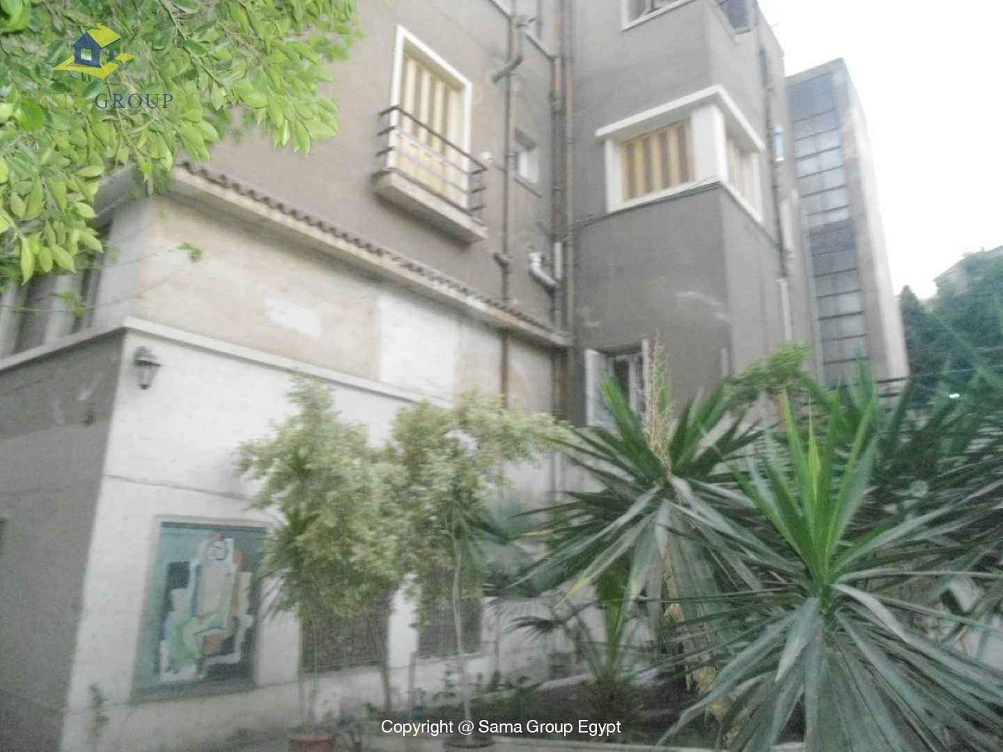 Villa Commercial For Rent In Maadi,Semi furnished,Villa NO #11