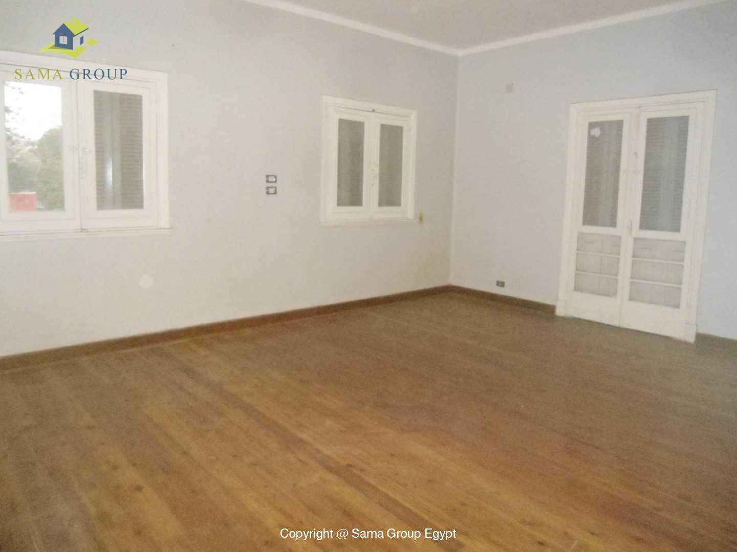 Villa Commercial For Rent In Maadi,Semi furnished,Villa NO #2