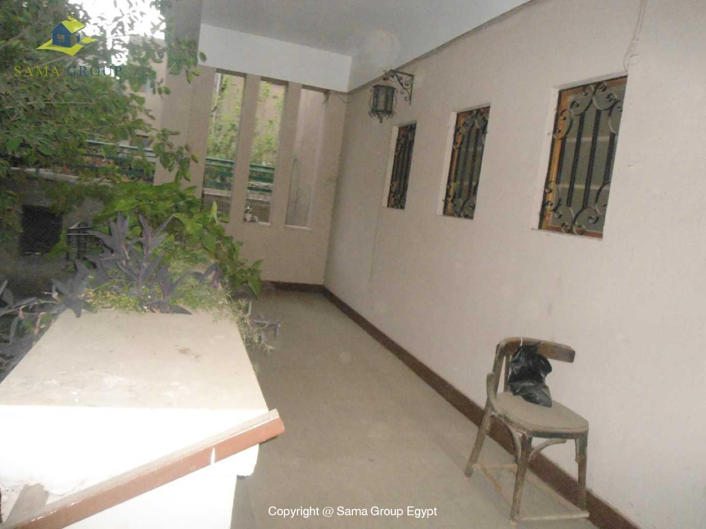 Villa Commercial For Rent In Maadi,Semi furnished,Villa NO #7