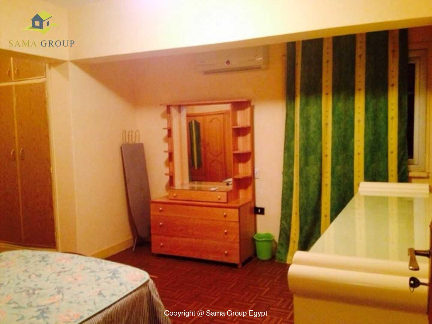Studio For Rent In Maadi,Furnished,Studio NO #7