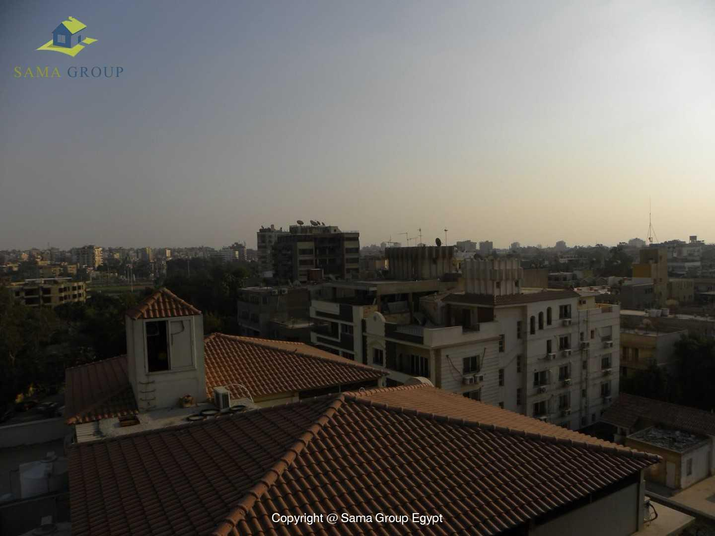 Penthouse For Sale In Maadi,Modern Furnished,Penthouse NO #14