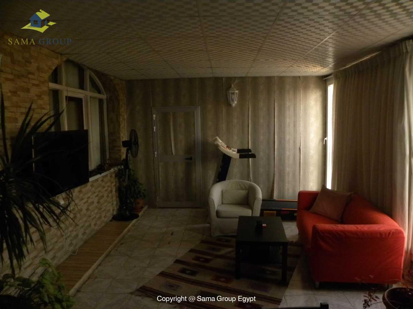 Penthouse For Sale In Maadi,Modern Furnished,Penthouse NO #12