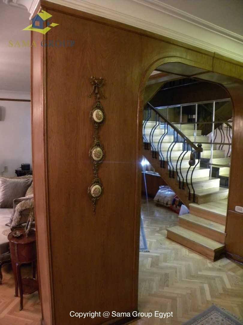 Penthouse For Sale In Maadi,Modern Furnished,Penthouse NO #9