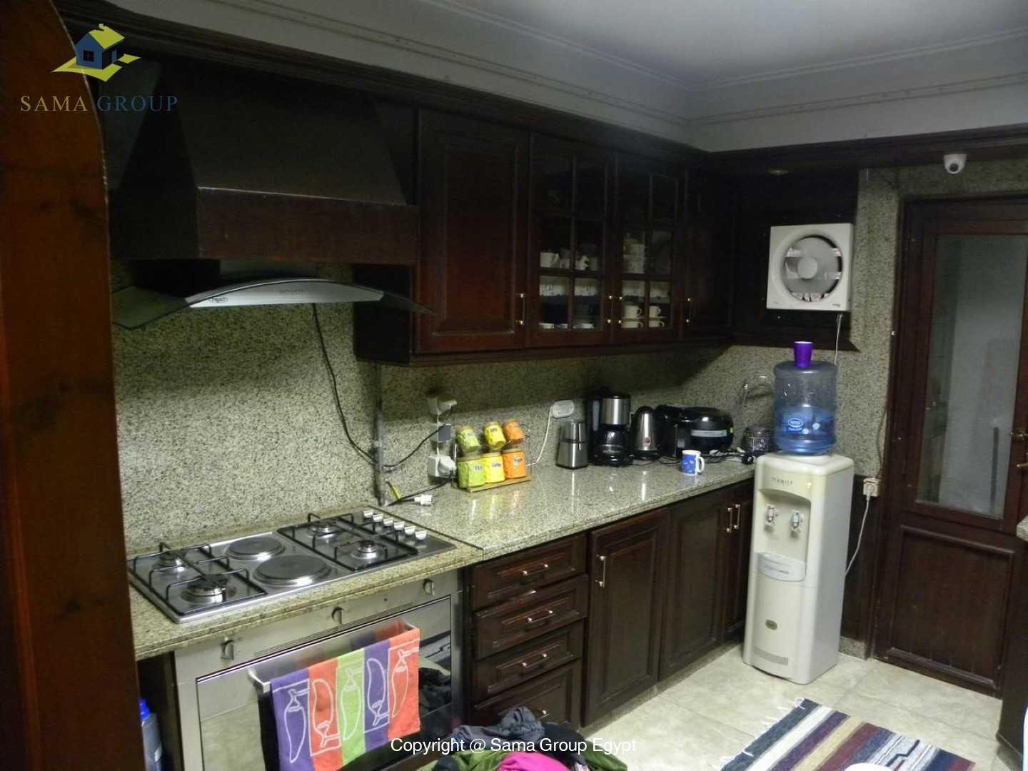 Penthouse For Sale In Maadi,Modern Furnished,Penthouse NO #5