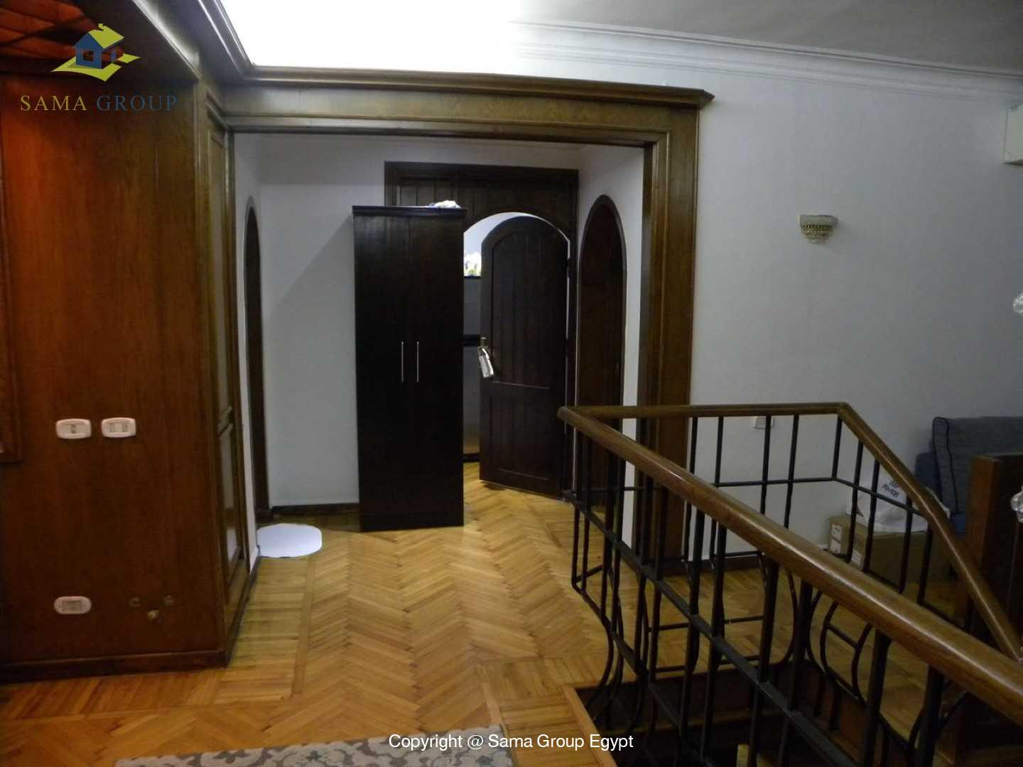 Penthouse For Sale In Maadi,Modern Furnished,Penthouse NO #3