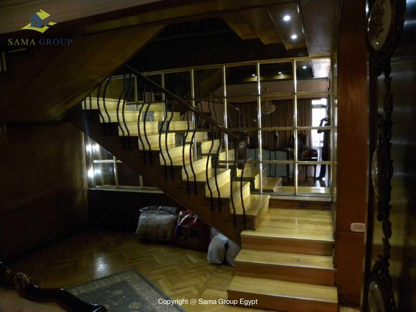Penthouse For Sale In Maadi,Modern Furnished,Penthouse NO #15