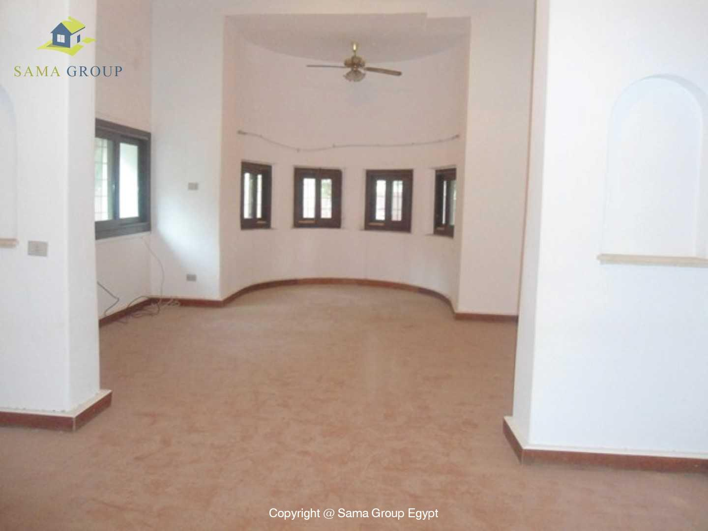 Villa For Rent In Maadi,Semi furnished,Villa NO #5
