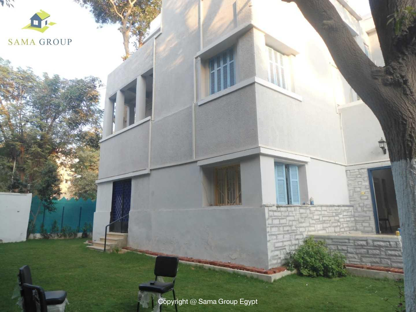Villa Commercial For Rent In Maadi,Unfurnished,Adminstration Building NO #28