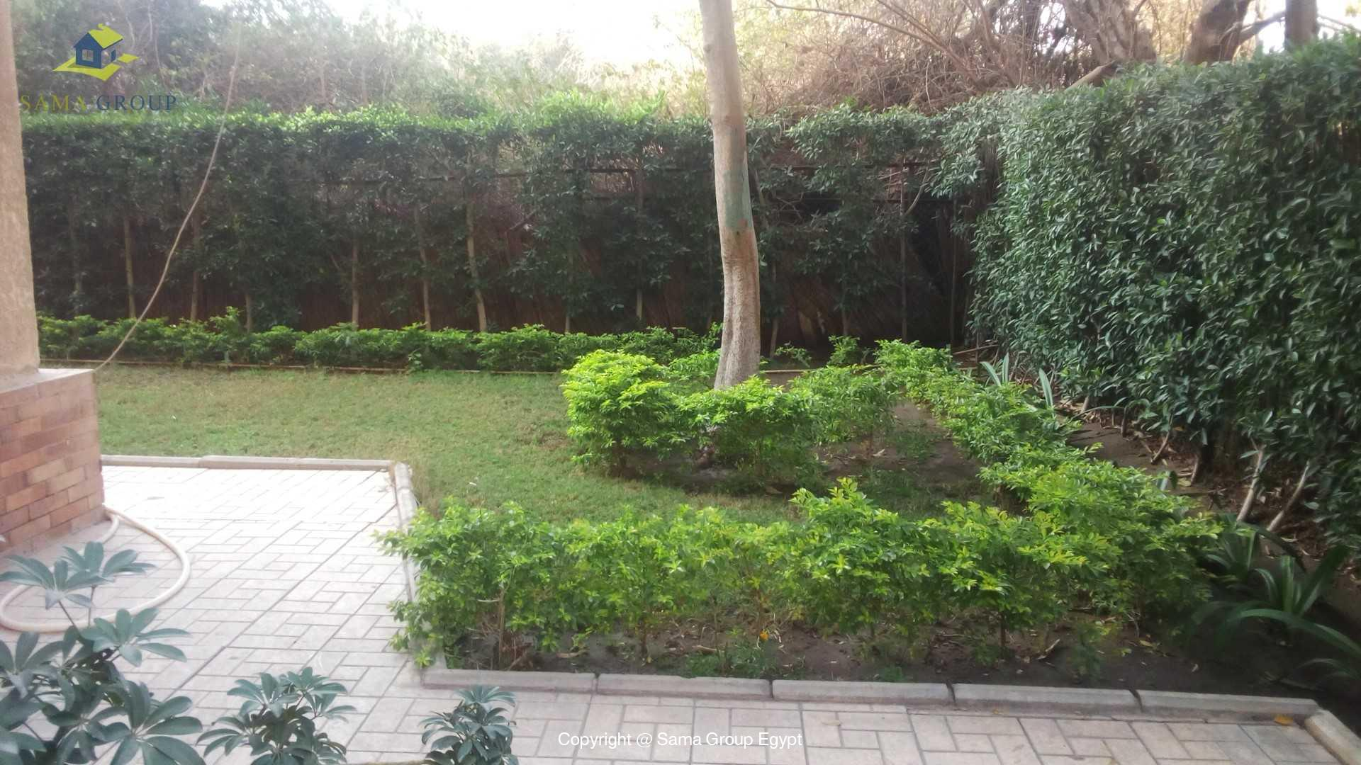 Ground Floor For Rent In Maadi,Semi furnished,Ground Floor NO #1