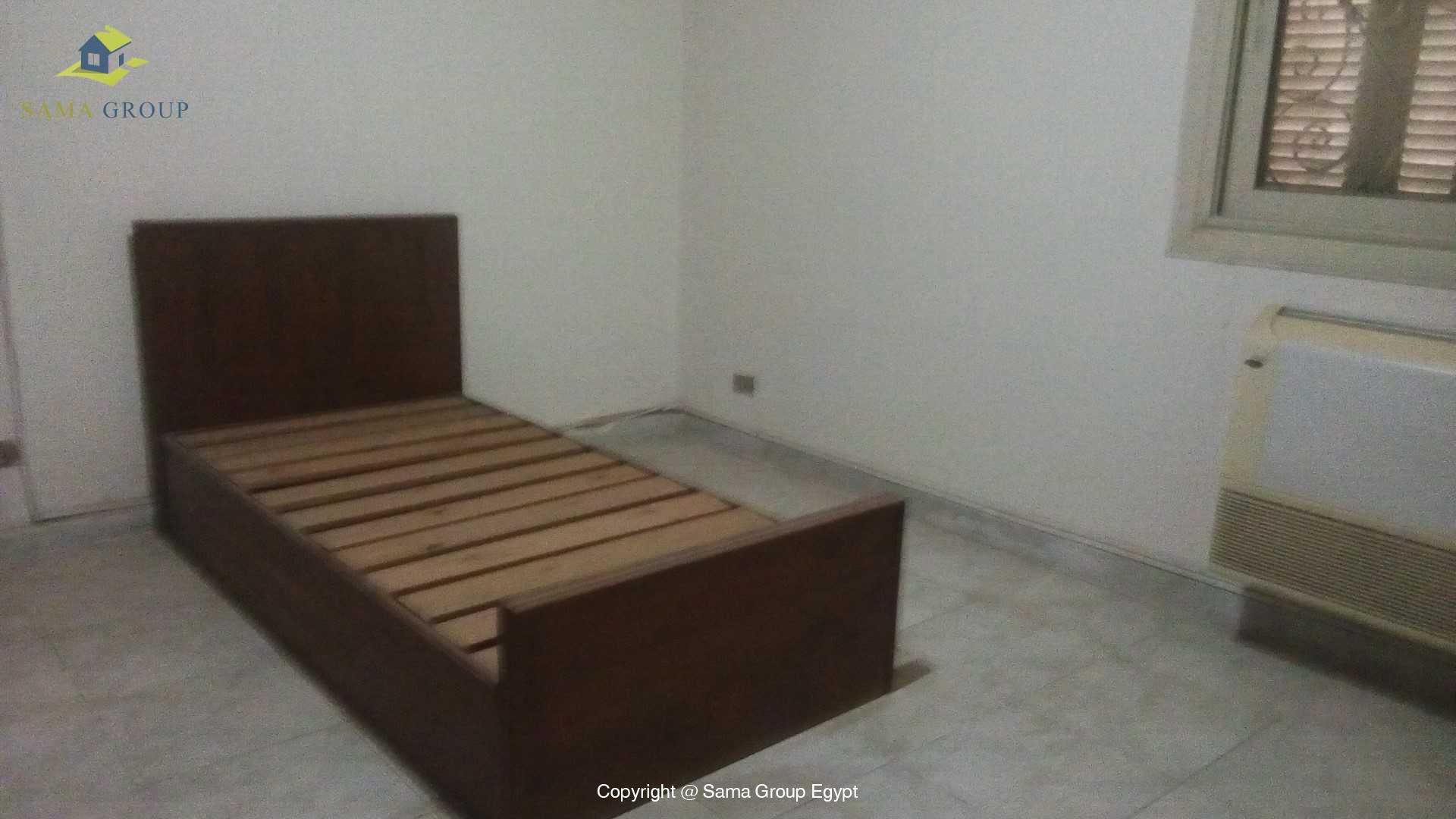 Ground Floor For Rent In Maadi,Semi furnished,Ground Floor NO #11