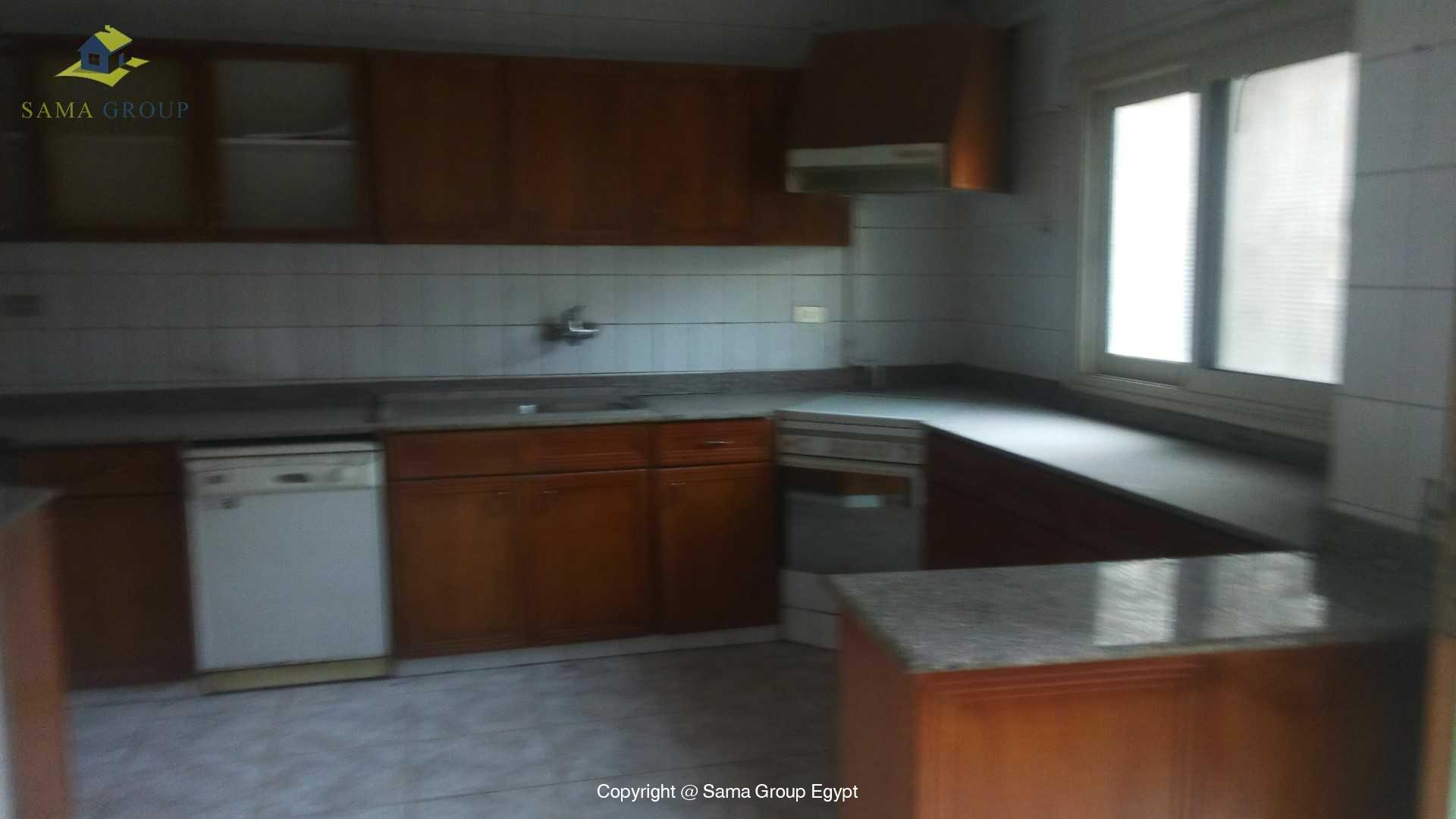 Ground Floor For Rent In Maadi,Semi furnished,Ground Floor NO #5