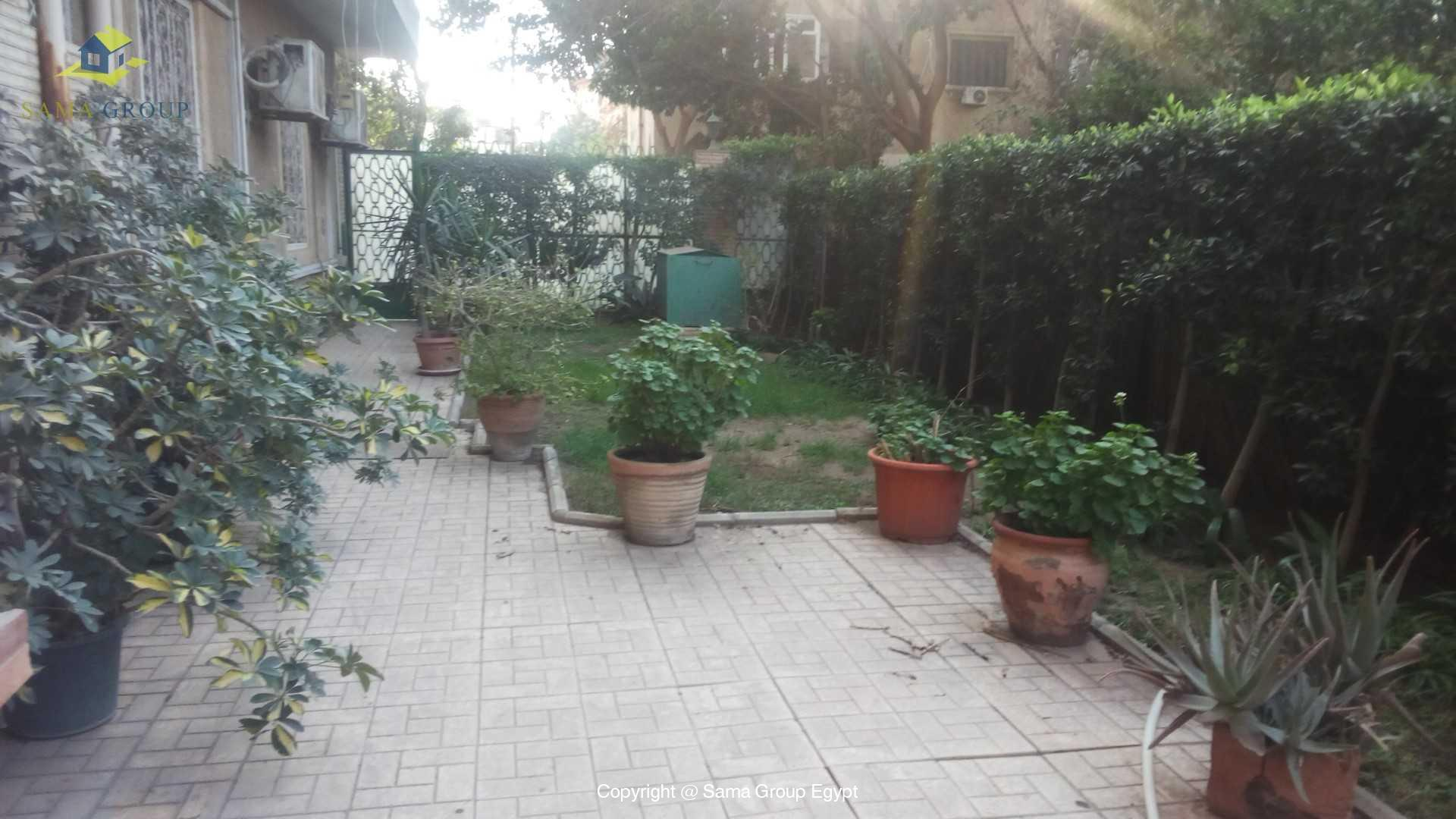 Ground Floor For Rent In Maadi,Semi furnished,Ground Floor NO #4