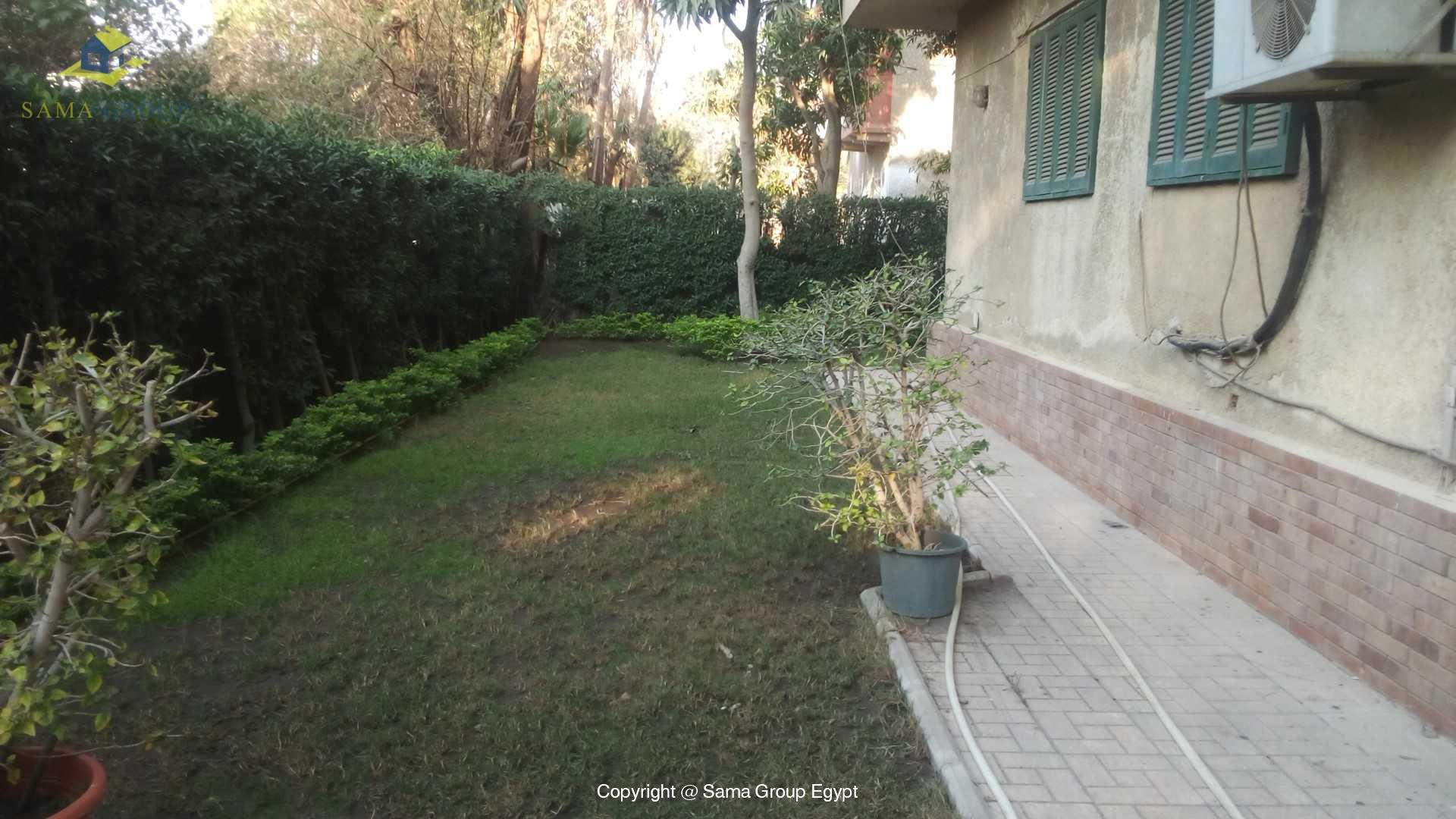 Ground Floor For Rent In Maadi,Semi furnished,Ground Floor NO #3