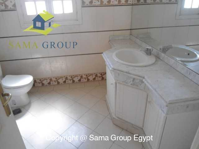 Penthouse Triplex with Swimming Pool For Rent In Maadi,Semi furnished,Penthouse NO #17