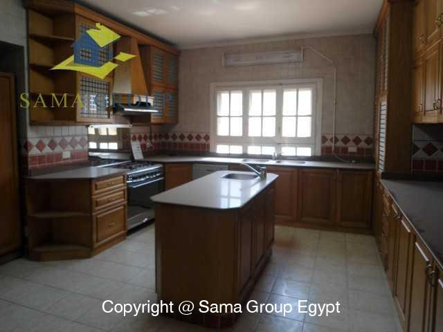 Penthouse Triplex with Swimming Pool For Rent In Maadi,Semi furnished,Penthouse NO #19