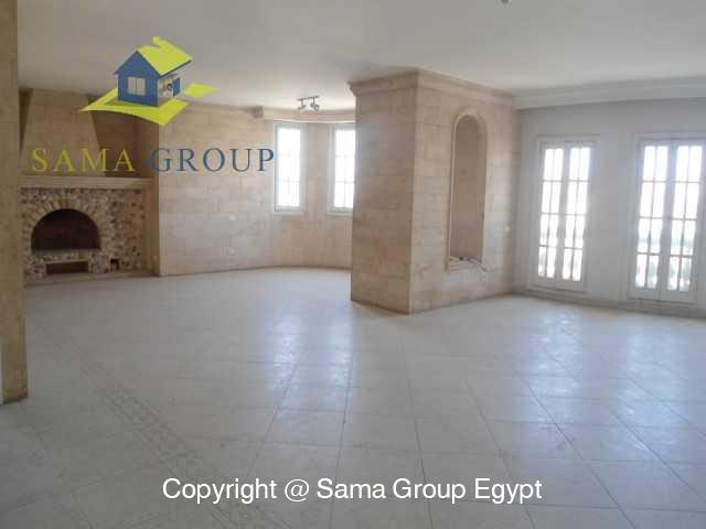 Penthouse Triplex with Swimming Pool For Rent In Maadi,Semi furnished,Penthouse NO #12