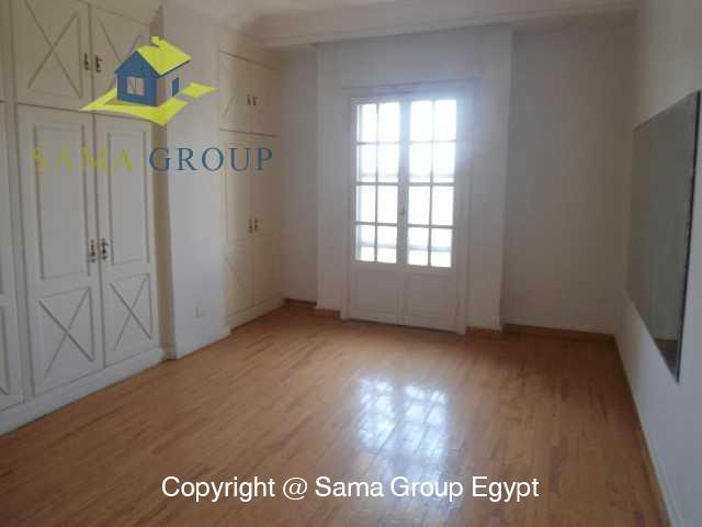 Penthouse Triplex with Swimming Pool For Rent In Maadi,Semi furnished,Penthouse NO #11