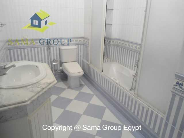 Penthouse Triplex with Swimming Pool For Rent In Maadi,Semi furnished,Penthouse NO #3